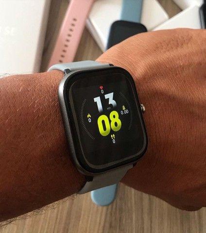 Smartwatch Relógio inteligente Digital Presente Dia das Mães P8   - Foto 3