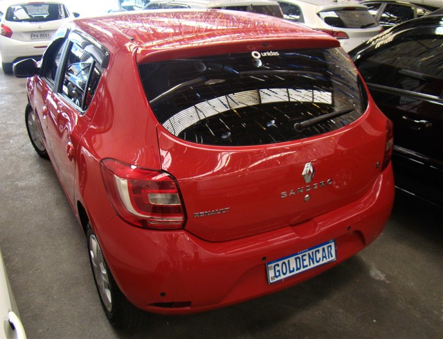 Renault Sandero SANDERO EXPRESSION FLEX 1.6 16V 5P FLEX MAN - Foto 2