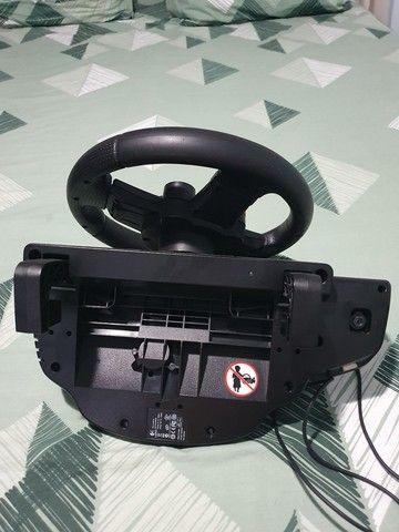 Volante logitech driving force gt - Foto 5