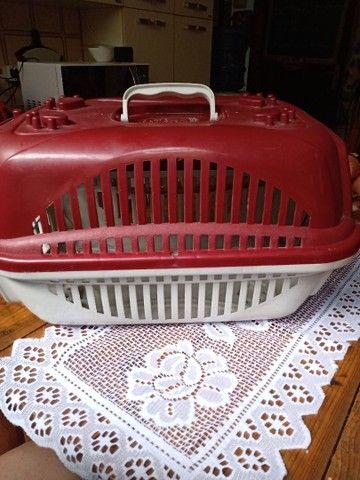 Caixa de transporte cão e gato - Foto 2