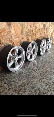 Rodas Maverick opala carros antigos  - Foto 5