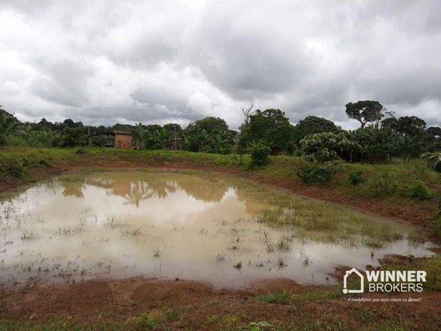 Sítio à venda, 42000 m² por R$ 250.000,00 - Área Rural de Candeias do Jamari - Candeias do - Foto 14