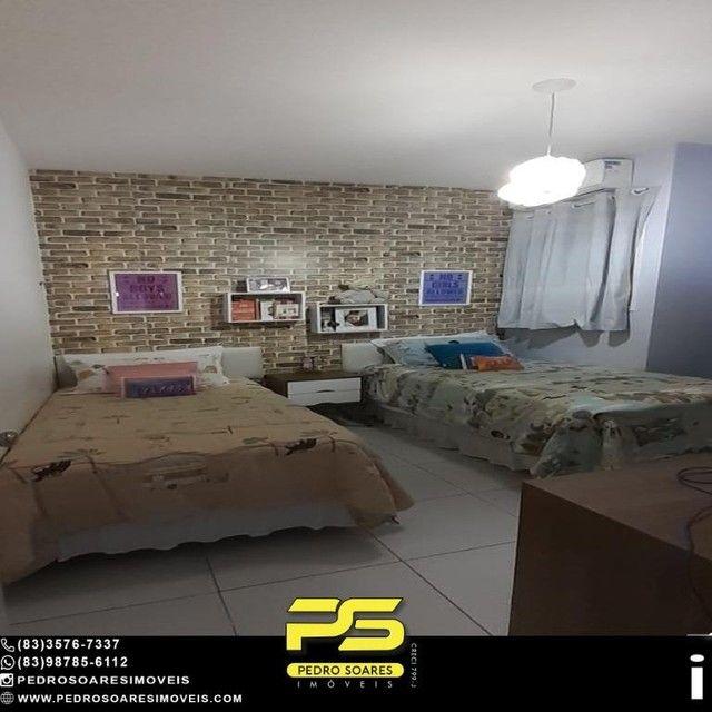 Casa com 3 dormitórios à venda, 136 m² por R$ 430.000 - Jardim Cidade Universitária - João - Foto 7
