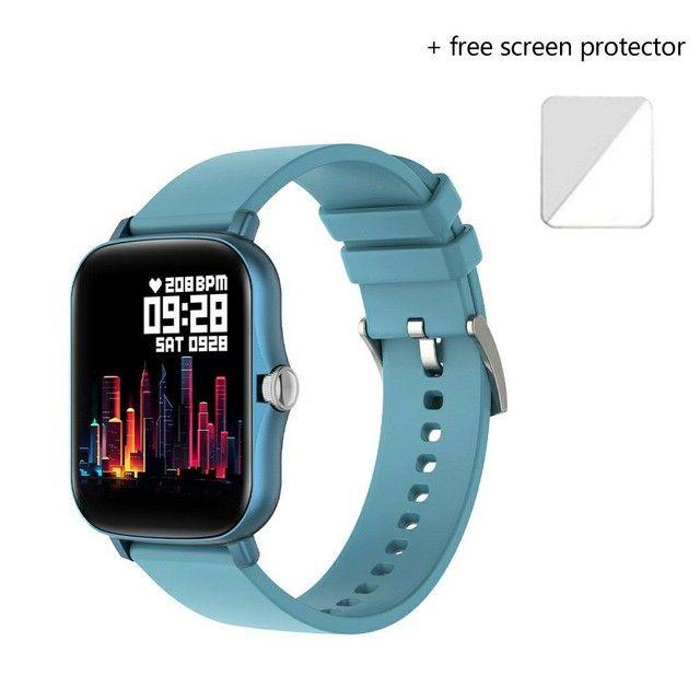 Smartwatch P8 Plus Original Colmi (Lançamento 2021) - Relógio Inteligente - Foto 4