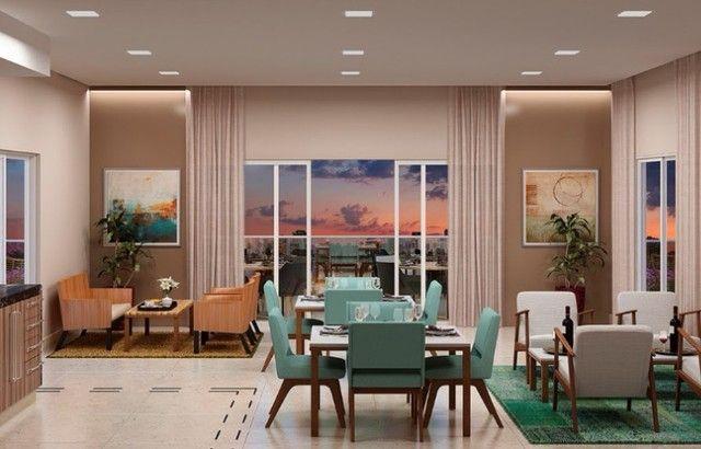 Apartamento com 1 dorm 1 vaga com varanda gourmet no Aquarius torre única  - Foto 4