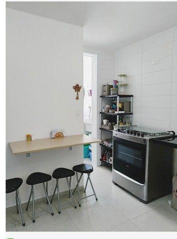 Apartamento 02 quartos, porteira fechada , 100 metros do Mar do Bessa. - Foto 12