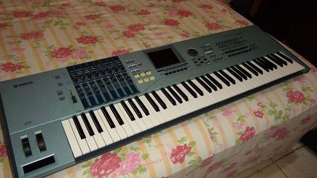 Teclado Yamaha Motif XS 7