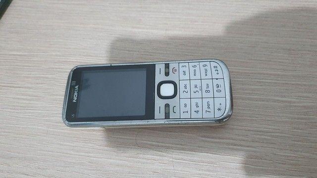 Celular usado Nokia c5 - Foto 2