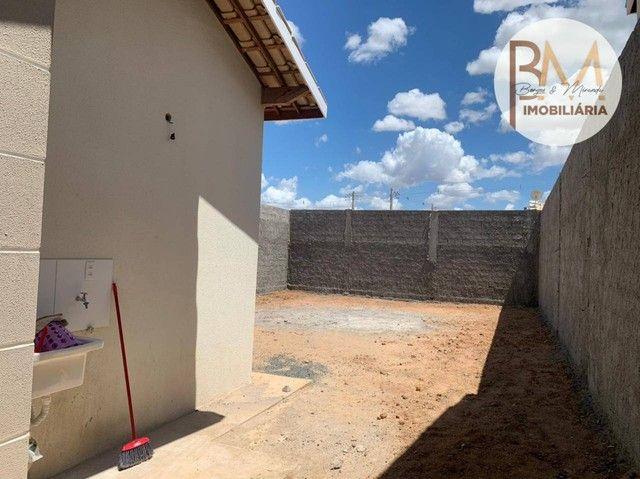 Casa com 2 dormitórios para alugar, 42 m² por R$ 1.000,00/mês - Sim - Feira de Santana/BA - Foto 9