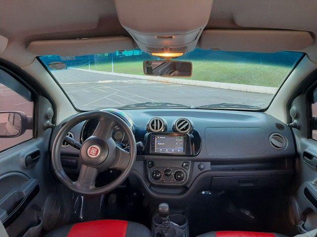 Fiat uno way conpleto, 2011 2012,  - Foto 5