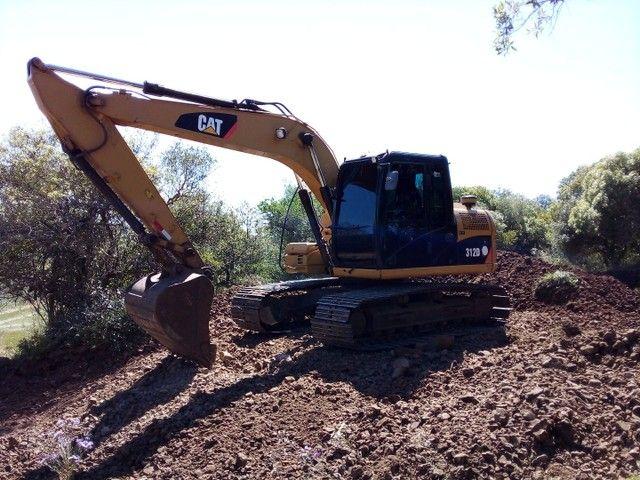 Escavadeira hidráulica  - Foto 6