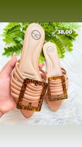 Sandálias e kits de sandálias com bolsa<br>Fazemos encomenda,precinho maravilhoso - Foto 6