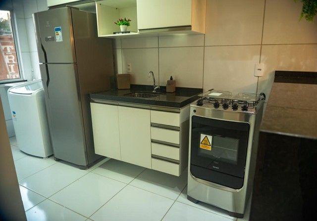 Apartamento para venda tem 51 metros quadrados com 2 quartos em Jangurussu - Fortaleza - C - Foto 7