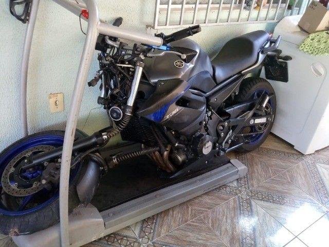 Moto Para Retirada De Peças / Sucata Yamaha Xj6 N Ano 2013 - Foto 2