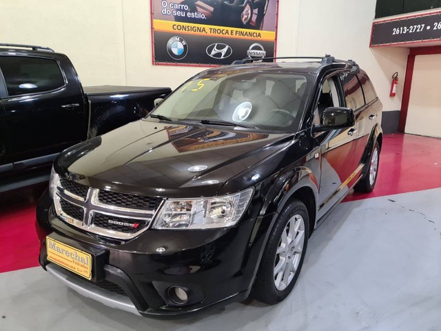JOURNEY 2014/2015 3.6 RT V6 GASOLINA 4P AUTOMÁTICO - Foto 3