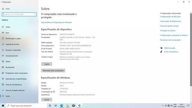 PC i3 2120 8 GB de RAM - Foto 3