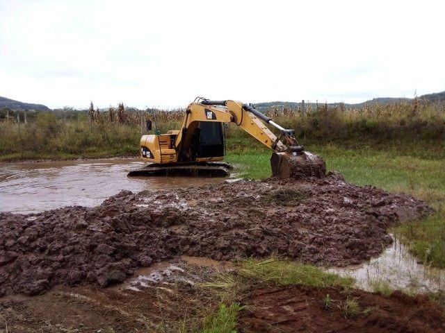 Escavadeira hidráulica  - Foto 3