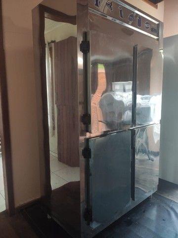 Refrigerador Gelopar 4 portas GREP-4P 220v