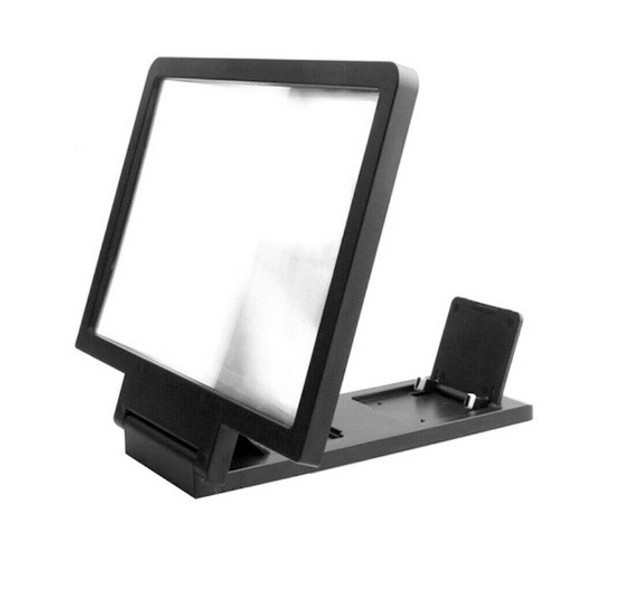 Lupa Amplia tela Celular 3D Lupa - Foto 2