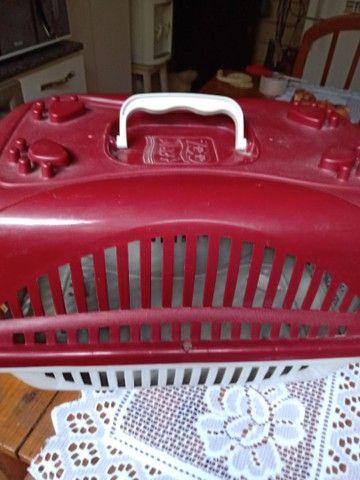 Caixa de transporte cão e gato - Foto 4