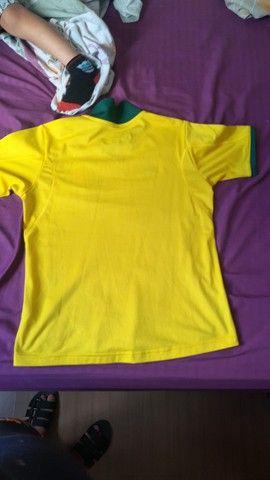 Camisa Palmeiras centenário 2014 - Adidas - Foto 2
