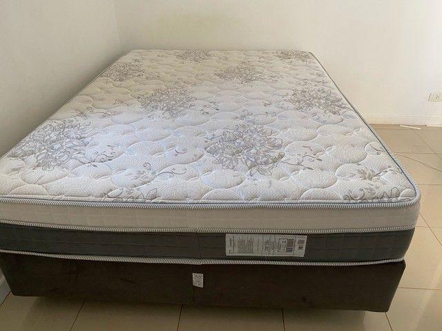 vendo cama box  usada
