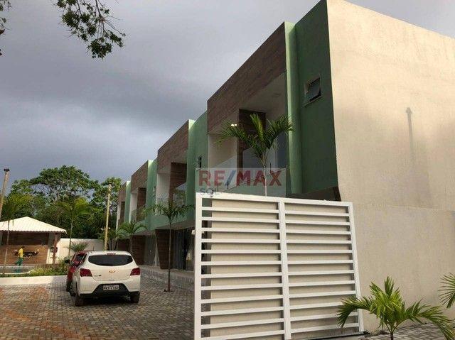 Village Cond. Arecace Imbassai com 2 suítes, 70 m² por R$ 400.000 - Imbassai - Mata de São - Foto 3