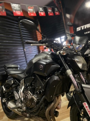 Yamaha Mt 07 2016 - Foto 12