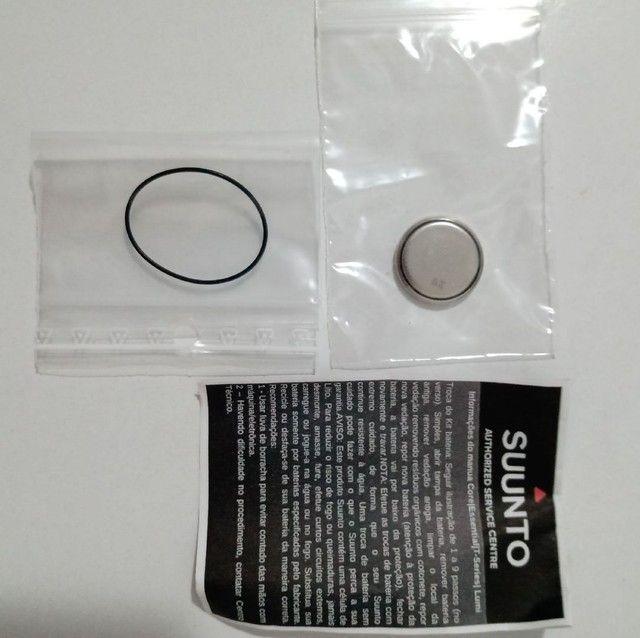 Relógio Computador Suunto Core All Black - Foto 6