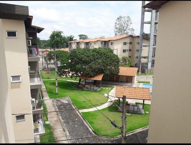 Cond. Parque Itaóca - vende ótimo apartamentos com sacada, 2/4 com e sem suíte. - Foto 9