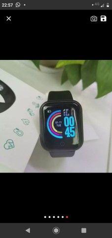 Relógio Smart D20 Premium 2021 - Foto 3