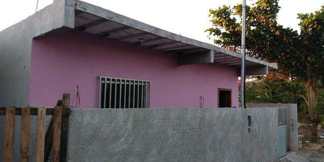 Vendo Casa no bairro Santa Cruz