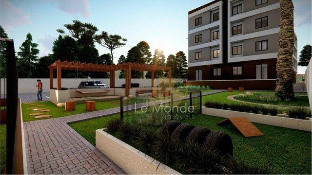 Apartamento com 2 dormitórios à venda, 46 m² por R$ 217.000,00 - Boqueirão - Curitiba/PR - Foto 14