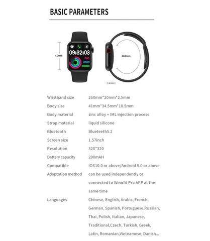 Smartwatch HW12  - Foto 4