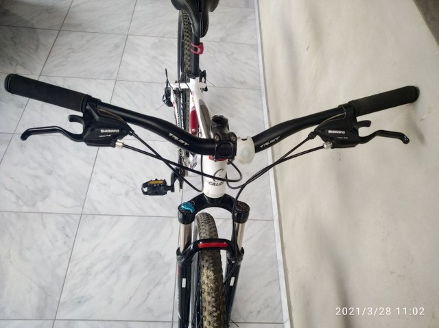 Bicicleta Caloi Explorer 10 - Foto 5