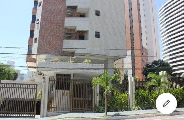 Lindo Apartamento, vista mar, com 158m² a 150m da Abolição, com 3 suítes. - Foto 15