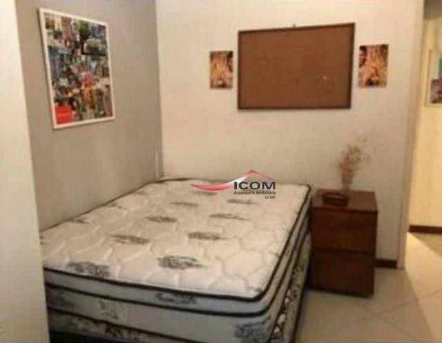 Apartamento com 2 dormitórios para alugar, 70 m² por R$ 2.700,00/mês - Laranjeiras - Rio d - Foto 4
