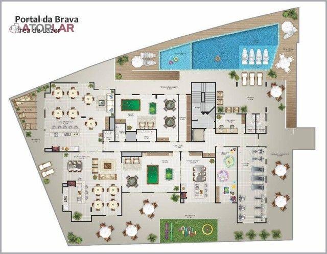Apartamento à venda, 64 m² por R$ 552.706,00 - Praia dos Amores - Balneário Camboriú/SC - Foto 13