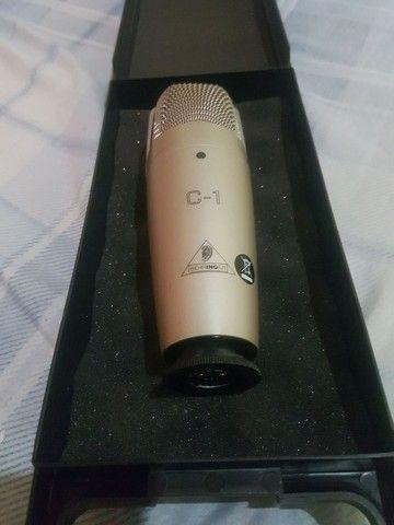 Microfone condensador Behringer C-1 - Foto 3