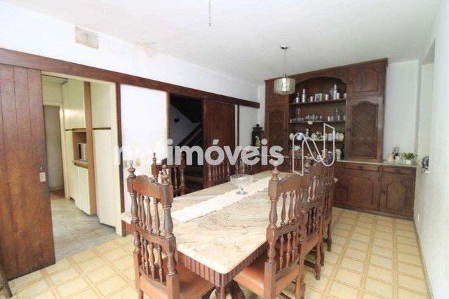 Casa à venda com 5 dormitórios em Santa efigênia, Belo horizonte cod:825592 - Foto 4