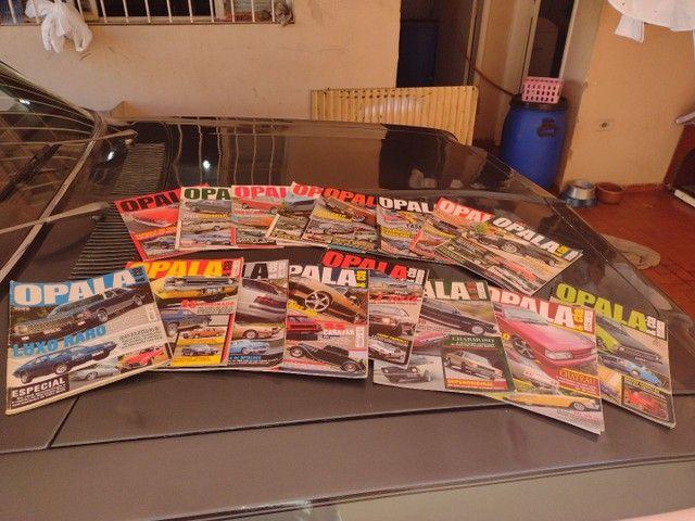 Revistas opala e Cia e antigos em geral