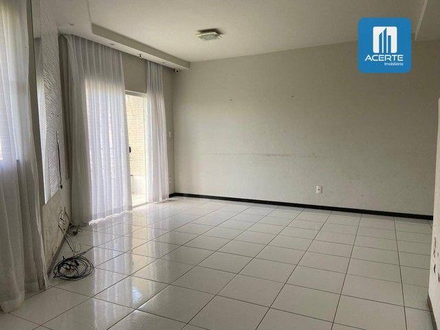 Apartamento com 2 dormitórios à venda, 95 m² por R$ 215.000 - Ipase - São Luís/MA - Foto 3