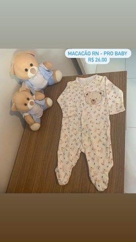Roupinhas e acessórios bebê menino