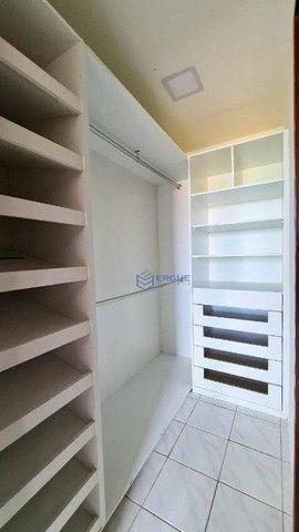Apartamento com 3 dormitórios à venda, 93 m² por R$ 430.000,00 - Varjota - Fortaleza/CE - Foto 15