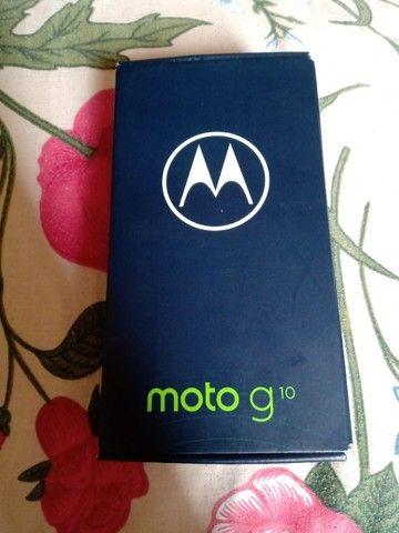 moto g10 completo novo ( na caixa )  - Foto 3