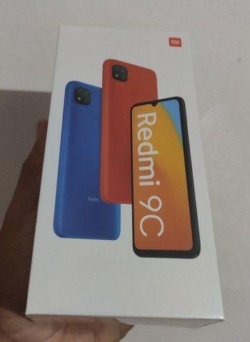 Xiaomi redmi 9C 128gb,64gb e 32gb lacrado na caixa com garantia - Foto 3