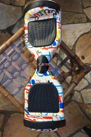 Hoverboard, toca música via bluetooth