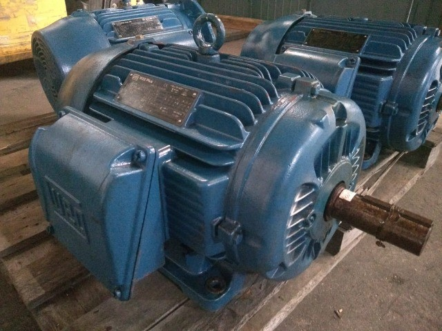 Motor elétrico 25cv IV polos