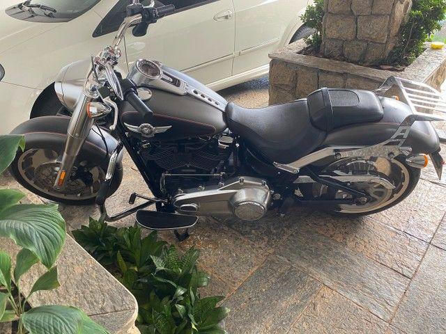Harley Davidson Fat Boy 107 - 2019  - Foto 2