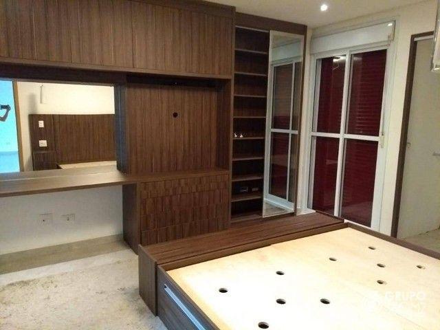 Apartamento com 3 dormitórios 1 suíte 2 vagas, à venda, 93 m² por R$ 580.000 - Vila Bastos - Foto 12